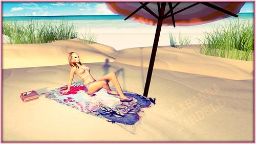 Reliquia Seer Beach Set