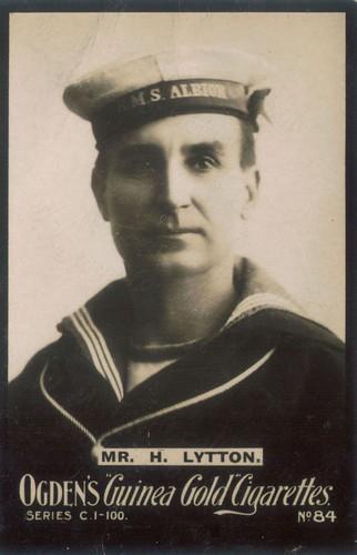 Henry Lytton: