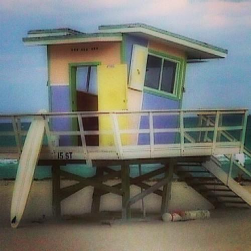 South Beach Charm #sobe #miami by @MySoDotCom