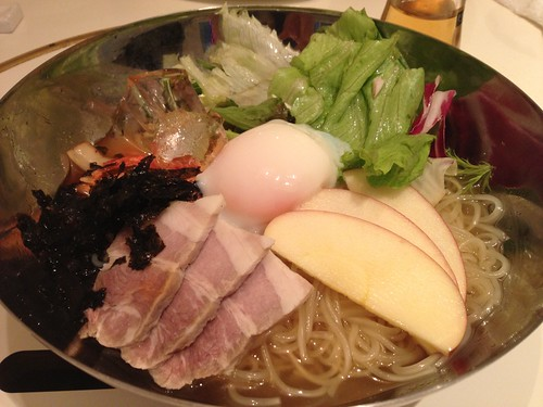 冷麺@TEJI TOKYO 渋谷店