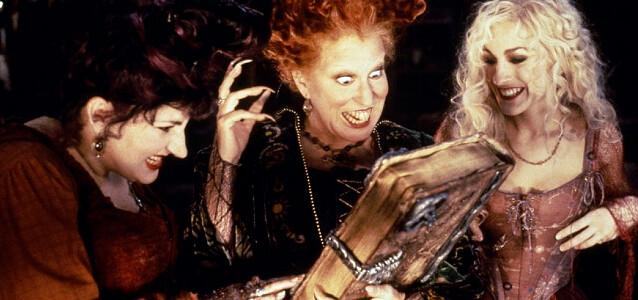 5 favoritos El retorno de las brujas