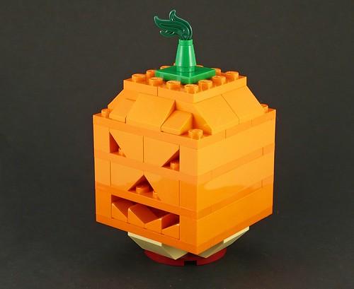 LEGO 40055 Halloween Pumpkin 04