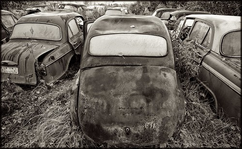 Gridlock by Davidap2009