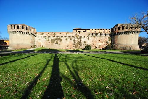 Rocca Sforzesca di Imola, Italy,  14 dicembre 2013 038