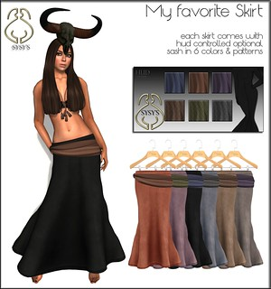 SYSY's-MyFavSkirt-AtticStoreposter-FINAL