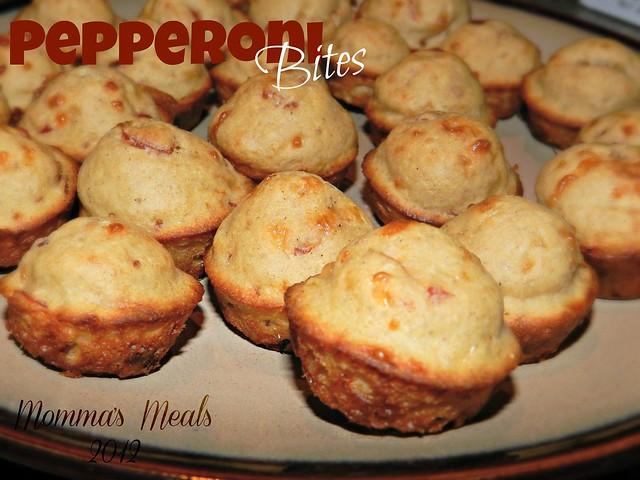 Pepperoni Bites (8)