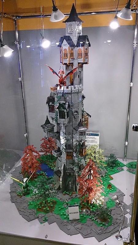 Wroclaw 2014 Wystawa klockow LEGO Klockomania 09-2