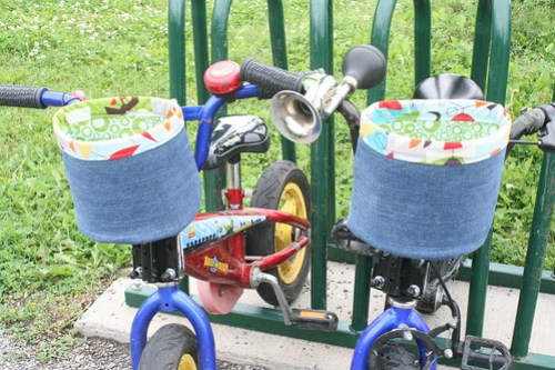 Bicycle Buckets
