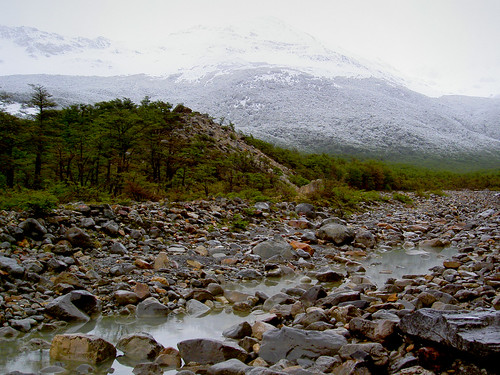 Ruta Laguna Torre
