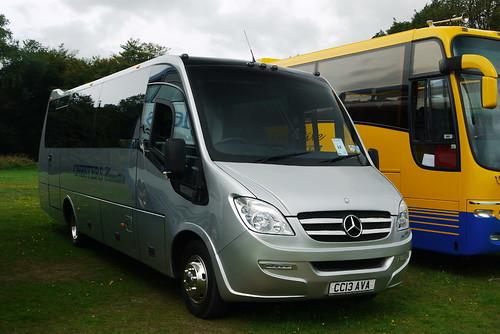 Mercedes minicoach CC13 AVA