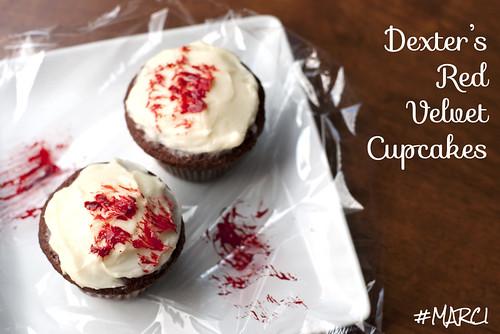 Dexter Cupcakes