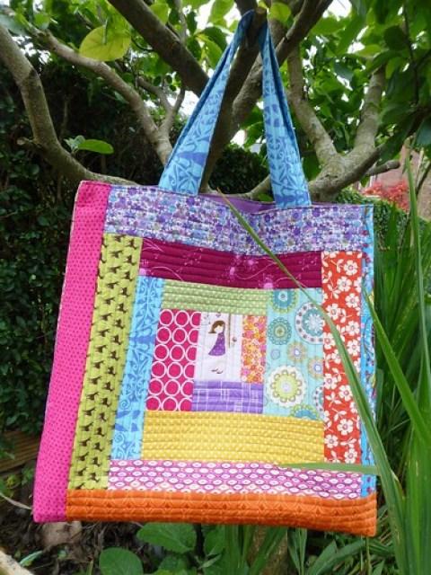 QAYG Shopping Bag class sample