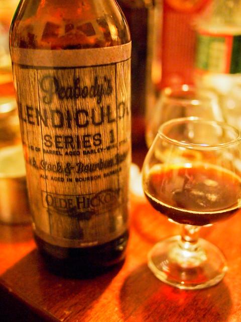 Olde Hickory Peabody's Blendiculous Series 1