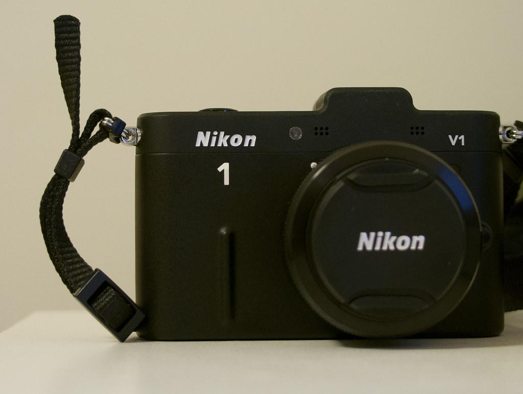My Nikon 1 V1