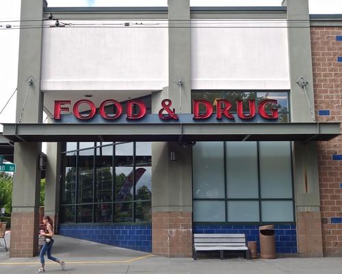 Food & Drug, Safeway, Capitol Hill, Seattle