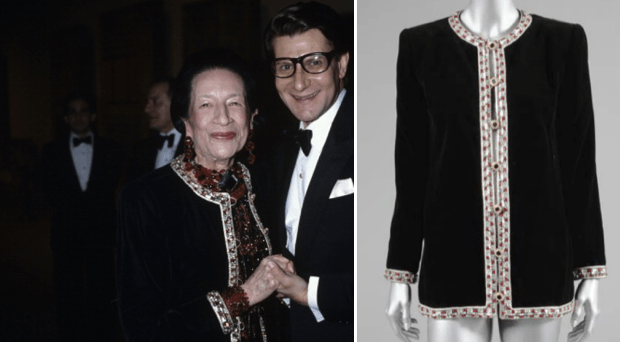 Diana Vreeland auction
