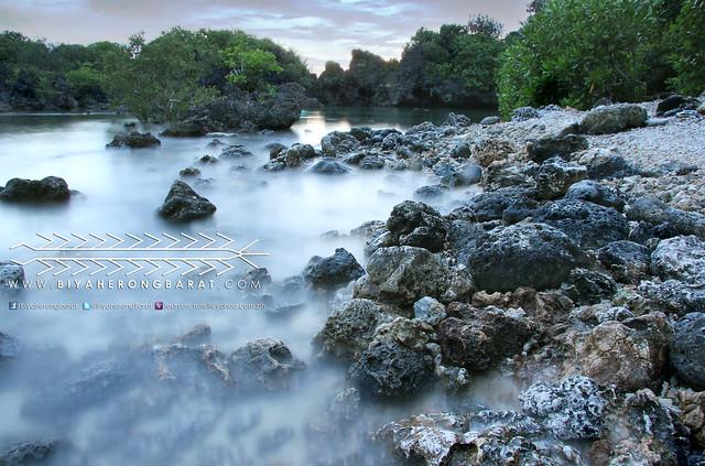 Paguriran Island Lagoon Bacon Sorsogon