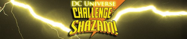 DC Universe: Challenge of Shazam: The Five Earths Project