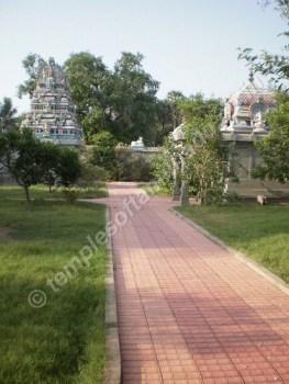Landscaped Praharam, Gnayiru Gramam