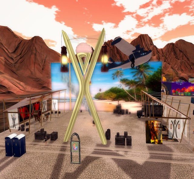 Burn2 2013 Lamplighter Camp