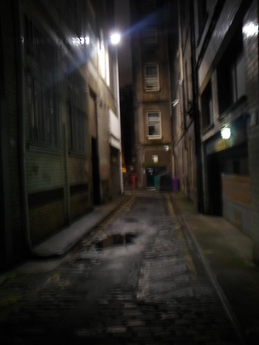 Midnight Alleyway