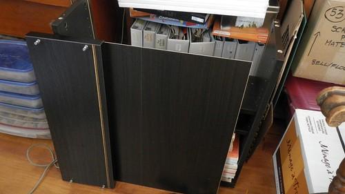 Izod's Bookshelf 1