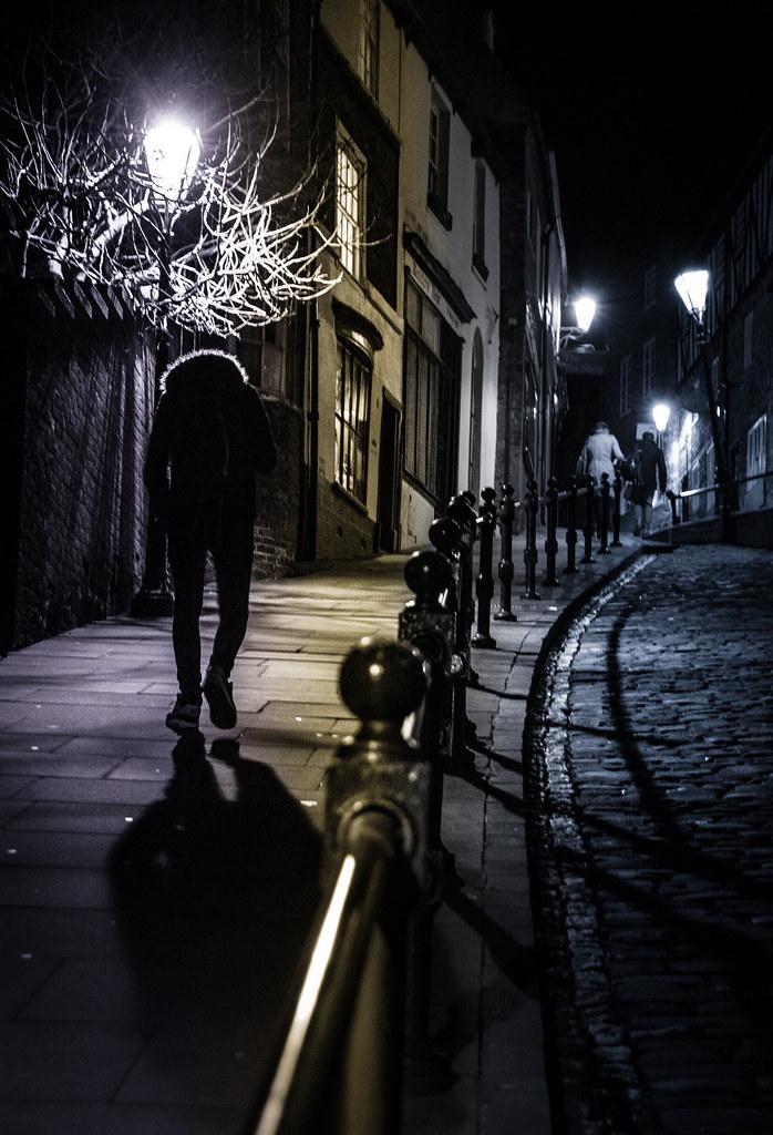 Lone Walker, by Pixelglo Photography