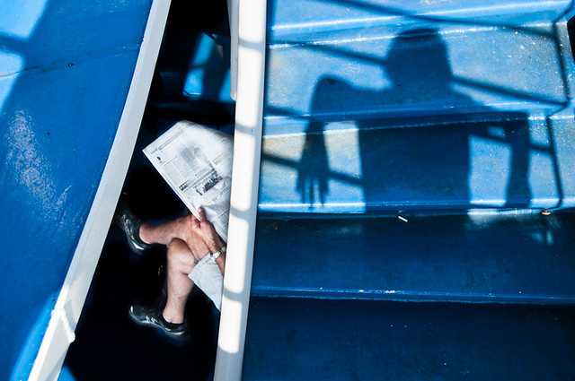 Shadow - Street Photography and The Art of Composition