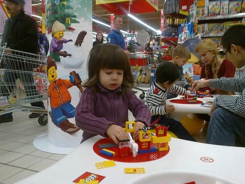 La Lego, in Cora