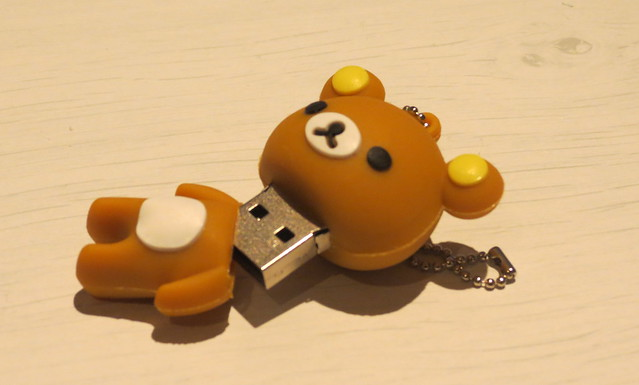 Rilakkuma USB stick