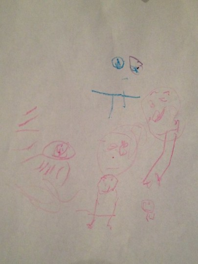 our family, by Annie