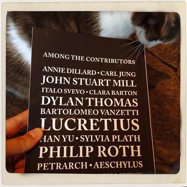 Among The Contributors