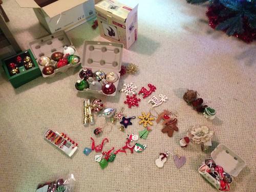 2013-11-30 Salt dough ornaments