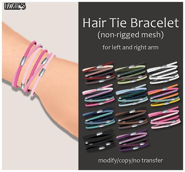 Hair Tie Bracelet