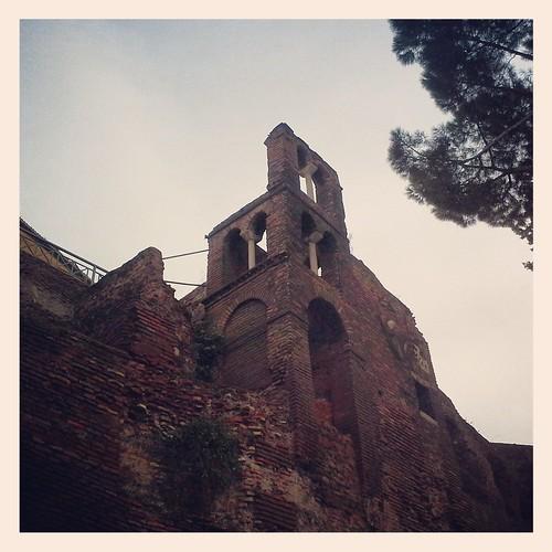 Roma. ricordi dell'impero romano