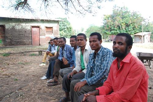 Fruit association members in Kalu distirct (Photo:ILRI\Dirk Hoekstra)