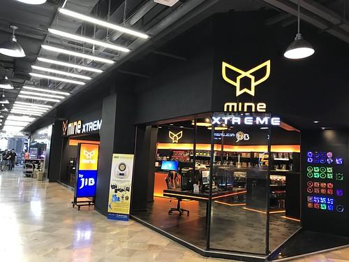 ร้าน mine XTREME ของ J.I.B.