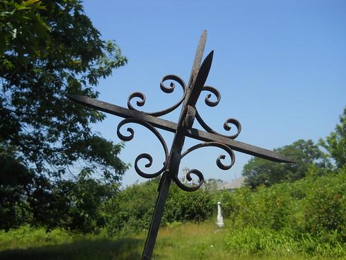 Madeline Island - La Pointe Cemetery