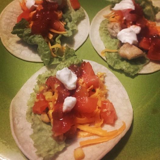 Taco night is the best night