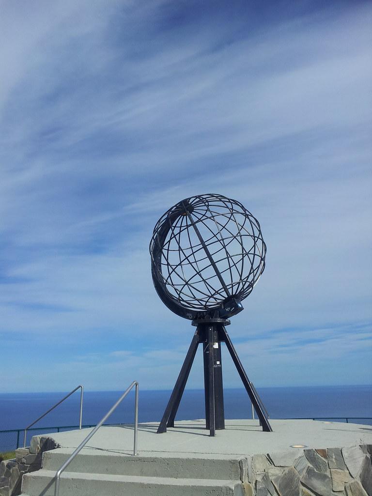 At Nordkapp