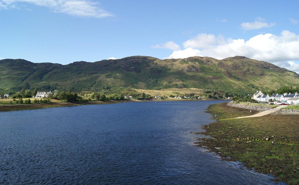 Loch Long et Dornie