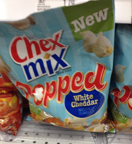 Chex Mix Popped White Cheddar