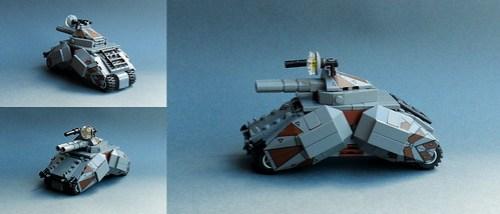 Urban Drone Tank