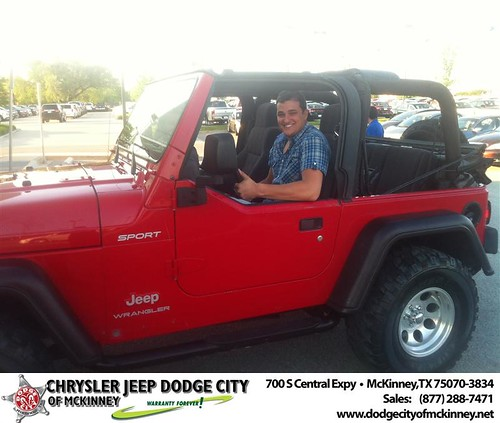 Happy Birthday to Jared K Rummel from Jose Olvera  and everyone at Dodge City of McKinney! #BDay by Dodge City McKinney Texas