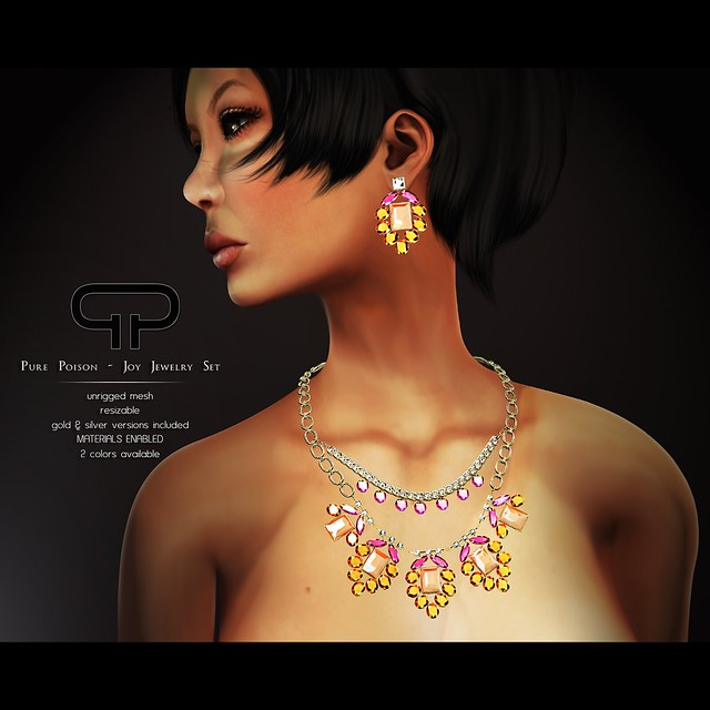 Pure Poison - Joy Jewelry Set