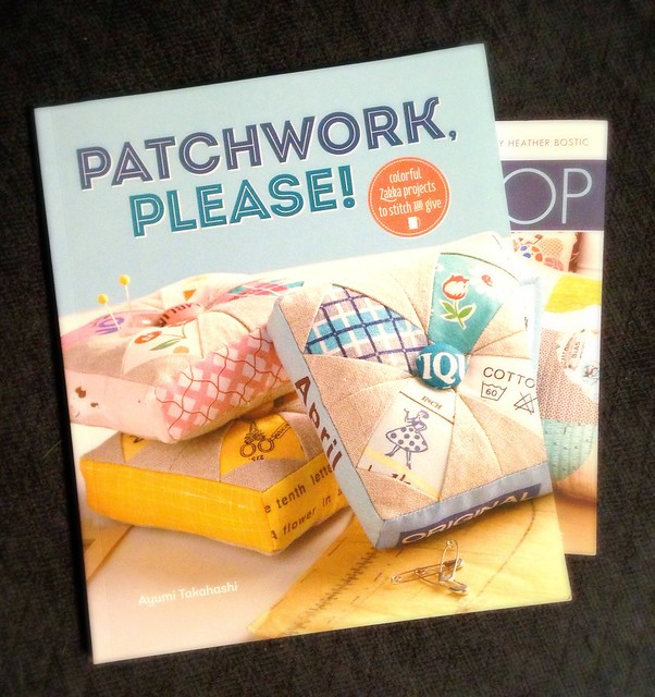 Patchwork Please! Book