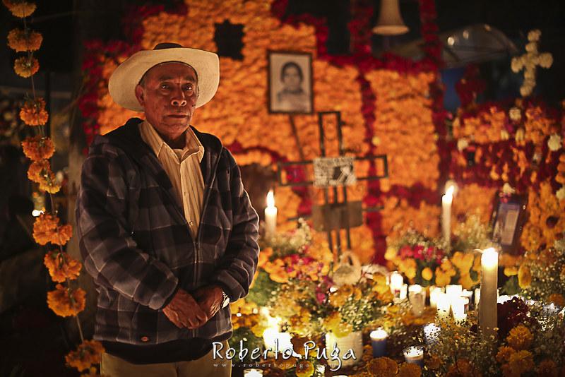 Tzintzuntzan + Velación del Día de Muertos