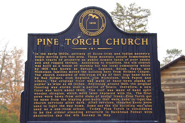 Pine Torch Church