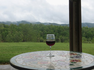 Blacksburg vineyard