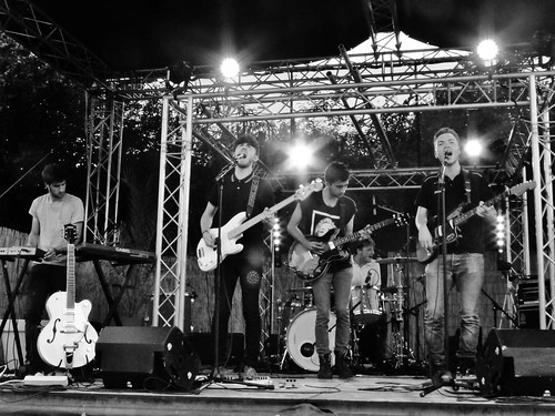 Goldwave (+ Jaguar) @ La plage du Glazart 2013